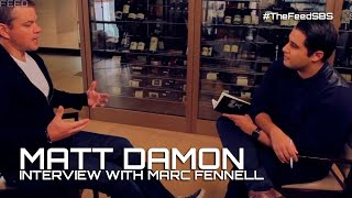 Download Matt Damon on Edward Snowden, surveillance, and Ben Affleck - The Feed Video