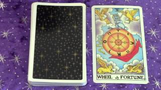 Download Wheel of Fortune Major Arcana #10 - Meaning & Interpretation Video