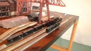 Download Model Railroads, Model Trains: Small Layout, Big Industry. Video