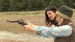 Download Homestead Hacks: Charlotte Shoots | Alaska: The Last Frontier Video