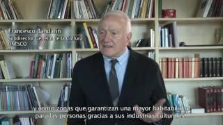Download Francesco Bandarin, Subdirector general de Cultura (UNESCO) Video