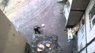 Download Ржаки, чувак кидает мячом в моё окно (Часть 2) Video