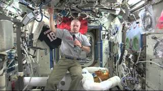 Download NASA Space Station Commander Discusses Life And Work Floating In Space with Denver Media Video