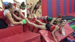 Download Christmas Challenge | Giggly Girls | Gymscool Video