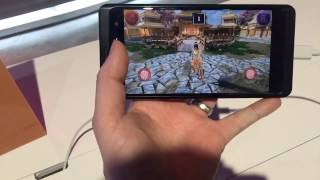 Download CES 2017: Playing With A Snapdragon 835 Prototype Video