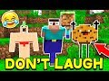 Download BEST TRY NOT LAUGH CHALLENGE... WITH UNSPEAKABLEGAMING & MOOSECRAFT! (Minecraft Edition) Video