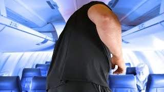 Download I COULDN'T FIT ON THE AIRPLANE | 6'8″ 450LBS Video
