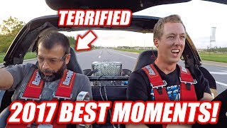 Download TOP 10 Cleetus McFarland Moments of 2017! Video