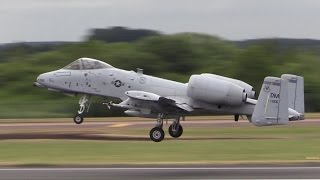 Download RIAT Departures day 2015 - Huge range of military aircraft Video