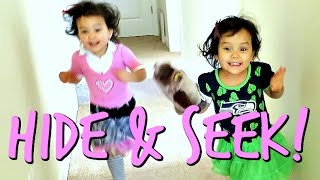 Download HIDE AND SEEK!!! - Dancember 30, 2016 - ItsJudysLife Vlogs Video