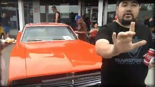 """Download WATCH: WOMAN HAS HUMILIATING BREAKDOWN AFTER TAKING 1 GLANCE AT THE """"DUKES OF HAZZARD"""" CAR Video"""