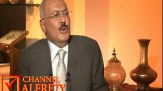 Download علي عبدالله صالح: جلس صدام مع حافظ الأسد من الساعة 10إلى الفجر يتناظران باللغة والتاريخ Video