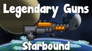 Download Legendary Guns - Starbound Guide - Gullofdoom - Guide/Tutorial - BETA Video