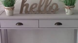 Download Goodwill Furniture Makeover! Video