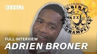 Download Adrien Broner | Drink Champs (Full Episode) Video