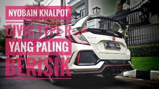 Download Nyobain knalpot Milltek Civic Type R FK8 paling kenceng suaranya Video