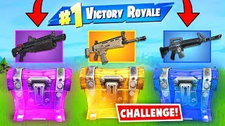 Download GUESS WHAT'S IN THE CHEST CHALLENGE! (Fortnite FAILS & WINS #15) Video