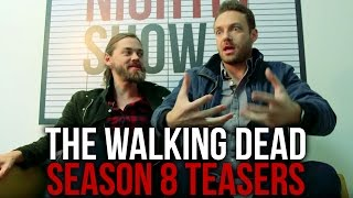 Download The Walking Dead | Ross Marquand and Tom Payne Tease Exclusive Season 8 Secrets Video
