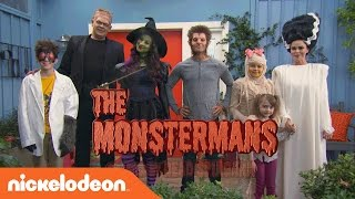 Download The Thundermans | Monstermans Opening Theme Song | Nick Video