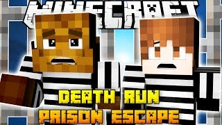 Download Minecraft PRISON ESCAPE Death Run w/ BajanCanadian & JeromeASF Video