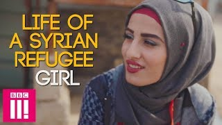 Download Life Of A Syrian Refugee Girl Video