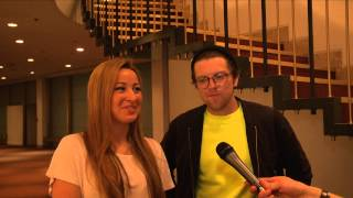 Download Life With Derek 10 Year Anniversary Reunion w Ashley Leggat & Michael Seater @ CMI 2015 Video