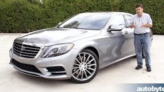 Download 2014 Mercedes-Benz S550 (S-Class) Test Drive Video Review Video