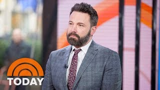 Download Ben Affleck On 'Justice League' And Harvey Weinstein Allegations: 'I Knew He Was Sleazy'   TODAY Video