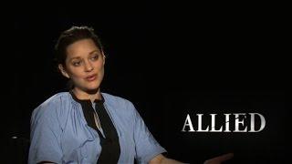 Download Marion Cotillard et Brad Pitt réunis dans ″Alliés Video
