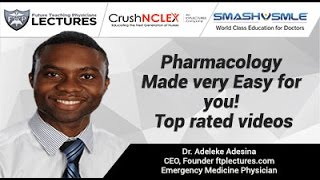 Download Pharmacology Made very Easy for you! Top rated videos Video