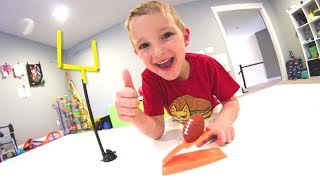 Download FATHER SON TINY FOOTBALL! Video