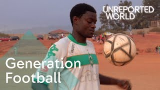 Download Young footballers dreams dashed by fraudsters in Cameroon   Unreported World Video