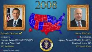 Download U.S. Presidential Elections 1789-2012 Video