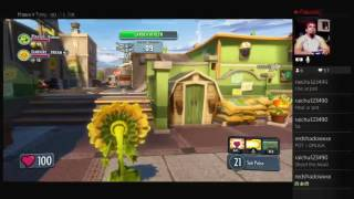 Download LIVE STREAM | Plants Vs. Zombies Garden Warfare PS4 Video