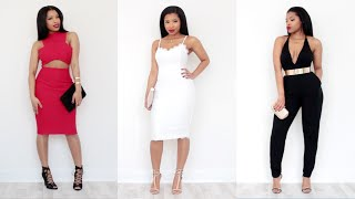 Download 3 NYE Party Outfit Ideas | LOOKBOOK Video