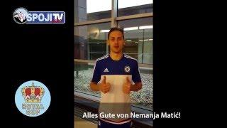 Download Matić & Ivanović (FC Chelsea) - 3. ROYAL CUP [12.12.2015] Video