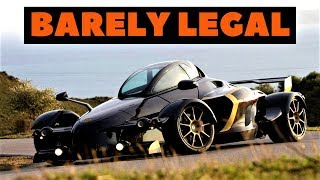 Download 5 Insane Cars You Won't Believe Are Street Legal Video