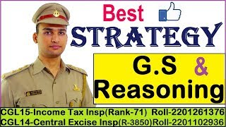 Download Best STRATEGY for Reasoning & G.S (SSC all Exams) Video