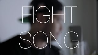 Download Fight Song - Rachel Platten (Cover by Travis Atreo) Video
