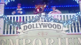 Download Dollywood's Smoky Mountain Christmas lights 2016 Video
