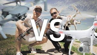 Download MAVIC PRO VS PHANTOM 4 - Quelles Différences ? NEUF ou OCCASION ? Video