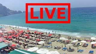 Download Alanya Turkey, Alanya Türkei, Аланья Турция Palmiye Beach Hotel Live Camera. PalmiyeBeachhotel Video