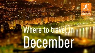 Download The best places to go in December Video