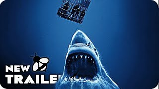 Download OPEN WATER 3 Trailer Cage Dive (2017) Shark Horror Movie Video