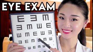 Download [ASMR] Eye Doctor - Relaxing Eye Exam Video