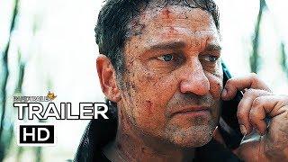 Download ANGEL HAS FALLEN Official Trailer (2019) Gerard Butler, Morgan Freeman Movie HD Video