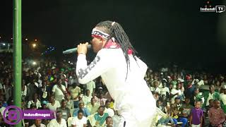 Download #indundi Tv| Koffi vs Konzi Lizzo Lolilo on stage ( Lacosta Beach) Video