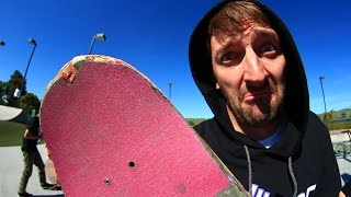 Download WORST BOARD AT THE PARK | FREMONT MADNESS!! Video