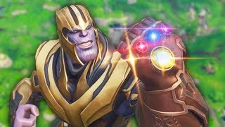Download THANOS INFINITY GAUNTLET MODE | Fortnite Battle Royale Video
