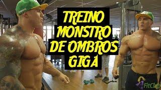 Download Treino Monstro de Ombros - GIGA Video